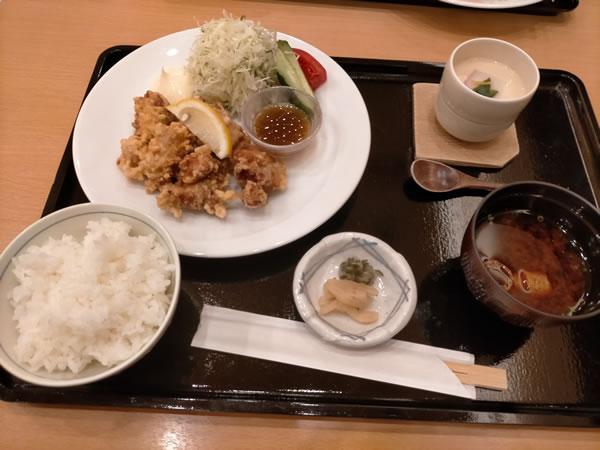DHC赤沢温泉ホテルの食事