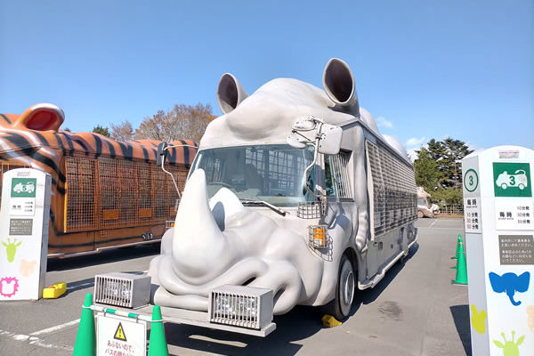 富士サファリパークのジャングルバスチケット当日券予約!売り切れは?