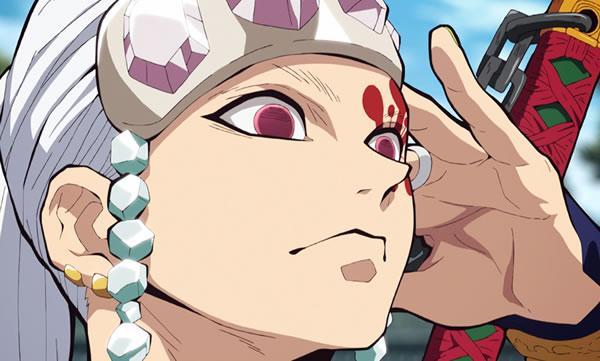 【鬼滅の刃】宇髄天元の声優・小西克幸の他のアニメキャラ代表作