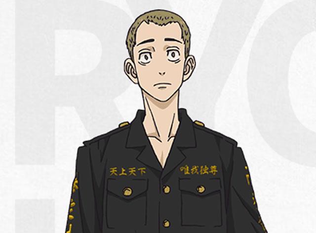 【東京リベンジャーズ】林良平(ぺーやん)のアニメ声優と実写俳優は?