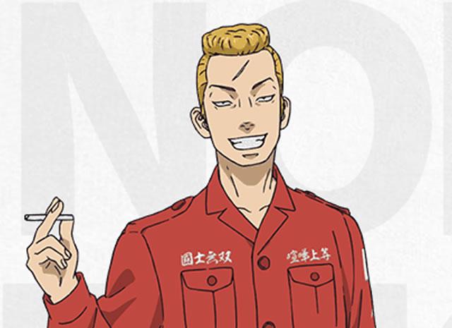 【東京リベンジャーズ】長内信高のアニメ声優は竹内栄治!実写俳優は?